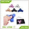 El hilandero de la mano, girocompás ultra durable de la yema del dedo del juguete del hilandero de la persona agitada del EDC del hilandero de la mano del triángulo del metal 3D para para agrega, Adhd, ansiedad, hecha velocidad