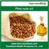 Reines natürliches organisches kaltgepresstes Kiefer-nuss-Schmieröl