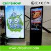 발광 다이오드 표시 스크린 포스터 발광 다이오드 표시를 광고하는 Chipshow AC3