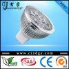 Hoge Brightness 4X2w 12V gelijkstroom MR16 LED Spotlight