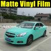 Più nuovo colore! Tiffany Blue Matte Vinyl Wrap per Car Tuning 1.52*30m