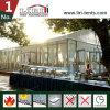 Barraca de vidro luxuosa Salão para partidos, barraca de vidro do partido para a venda