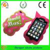 Cubierta del teléfono móvil del caucho de silicón (SY-ST-133)