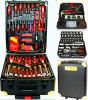 188PCS Best Selling Professional Tool Kit in ABS Caso