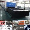 cortadora del laser de la fibra del metal del CNC de 1.5kw 2kw 3kw para la venta