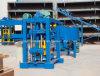 Máquina de fatura de tijolo concreta da máquina manual do bloco do cimento Qt40-2