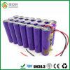 Безопасная батарея Li-иона пересылки 12V 16ah
