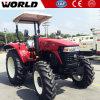 De Tractor van de Landbouw van de Koppeling 110HP van Doubel van het Merk van de wereld (WD1104)