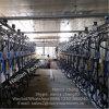 Sistema Herringbone da sala de estar de ordenha da vaca com medidor de fluxo do leite