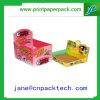 Rectángulo de regalo de papel de empaquetado impreso aduana del rectángulo del rectángulo del alimento