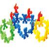 A maioria de brinquedo popular do bloco de apartamentos do enigma das crianças do estilo