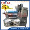 Máquina de imprensa de óleo automática multifuncional de alta qualidade para óleo de cozinha