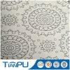 Tela hecha punto polivinílica del colchón de la materia textil casera cómoda