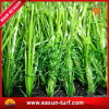 gazon artificiel de pelouse de 55mm pour la décoration d'horizontal