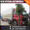 Foton 8X4 30mtのバルク供給タンクトラックの大きさの供給のトウモロコシのトラック