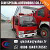 Euro III Diesel Dongfeng Water Fire Engine