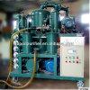 Macchina dielettrica utilizzata doppio vuoto del filtro dell'olio del trasformatore di olio (ZYD-150)
