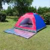tente campante imperméable à l'eau de 4 personnes de 200*200*140cm