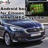 Video interfaccia di percorso Android di GPS per Citroen Ds5 (MNR)