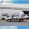 Chassi do caminhão de BMC mini guindastes móveis pequenos de 10 toneladas para a venda