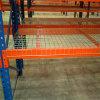 パレットラックのための塗られた溶接された金網