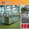 Máquina in-1 del Llenar-Lacre 2 de la cola de la poder de aluminio