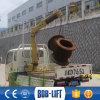 販売のための貨物自動車によって取付けられる油圧1トンの指の関節クレーントラック