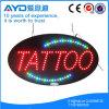 Знак Tattoo СИД энергии сбережения Hidly овальный