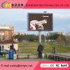 Alta en escala de grises, Actualizar, alto brillo, pantalla de publicidad al aire libre, P25mm
