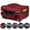 Le ce a reconnu la presse de la chaleur de caisse de téléphone de tasse de la sublimation 3D (ST-3042)