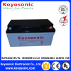 bateria acidificada ao chumbo recarregável 5-Year das baterias 12V da pilha do gel da garantia