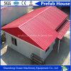 2017 case modulari prefabbricate del contenitore di vendita della villa di lusso moderna calda della Camera della struttura d'acciaio