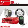 Motorfiets MP3 met Audiovisuele Fabriek