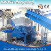 Enige Schacht die de Ontvezelmachine van de Pijp recycleren Shredder/PVC