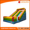 遊園地PVC防水シートの大きく膨脹可能なスライド(T4-202)