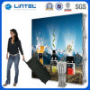 250 * 250cm Pop Up Stand, Exposição Stand Magnetic Pop up Display