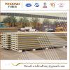 Panneau isolé par unité centrale pour le matériau de construction