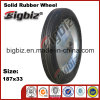 187X33 Solid Rubber Spoke Wheels für Sale