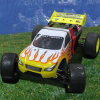 1/10th carro de Truggy do gás de 4WD R/C, RTR (GB-94120)