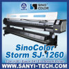 Epson Dx7 Eco Solvent Printerの屈曲Banner Printer Sj1260