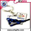 Kundenspezifisches Drucken-Spiel-Firmenzeichen Keychain