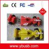 ポリ塩化ビニールのレースカーUSB (YB-31)
