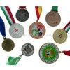 Medaglia su ordine di figura rotonda delle medaglie di sport