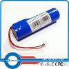 bateria 18650 cilíndrica da alta qualidade de 3.7V 2200mAh