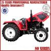 Трактор колеса двигателя цены 70HPwith Yto аграрных тракторов самый лучший