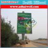 W 6 M x H la publicité extérieure de panneau-réclame de maxi d'éclairage LED de 9 M étalage de cadre