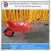 Wheelbarrow quente da bandeja do metal da capacidade 5FT da venda 65L