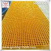 FRP modellato Grating, GRP Grating con Size 38X38X38mm