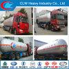 Caminhão novo do projeto 8X4 Faw 25m3 LPG