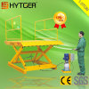 1-10ton Single Scissor Lift Stationary Lift Table Work Platform (SJG2-1.2)